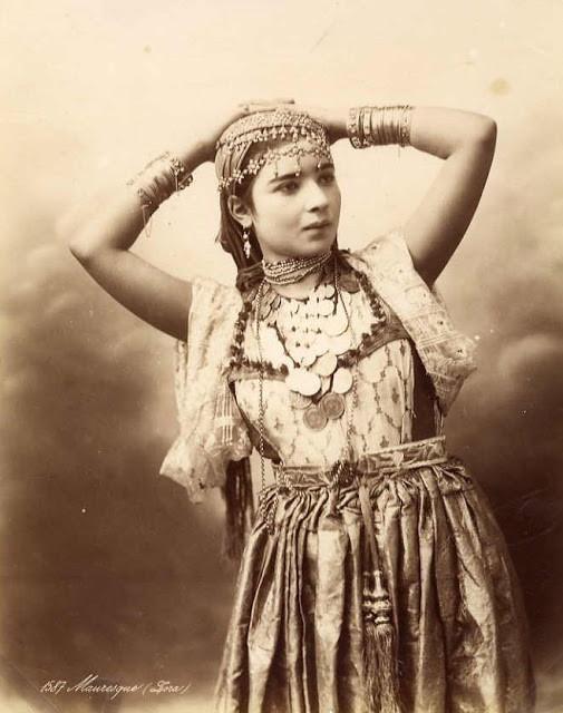 Portrety_zhenshchin_severnoy_Afriki_1880_1950_godov1