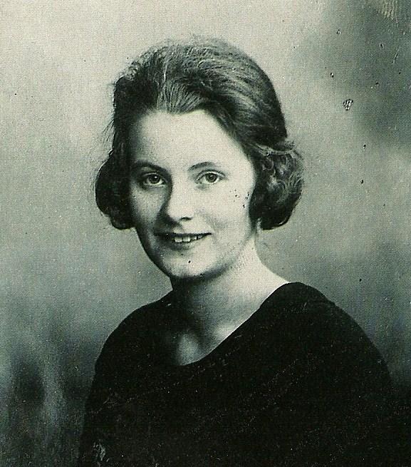 Greta Garbo 1920—age 15