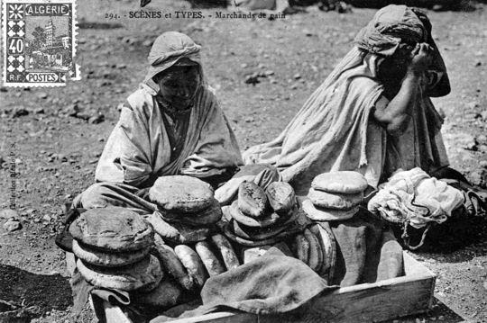 1155278-des-marchands-de-pain-et-leur-etal
