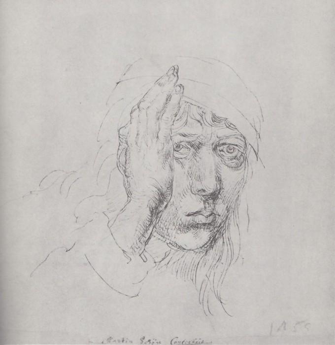 2 Self-portrait. 1491