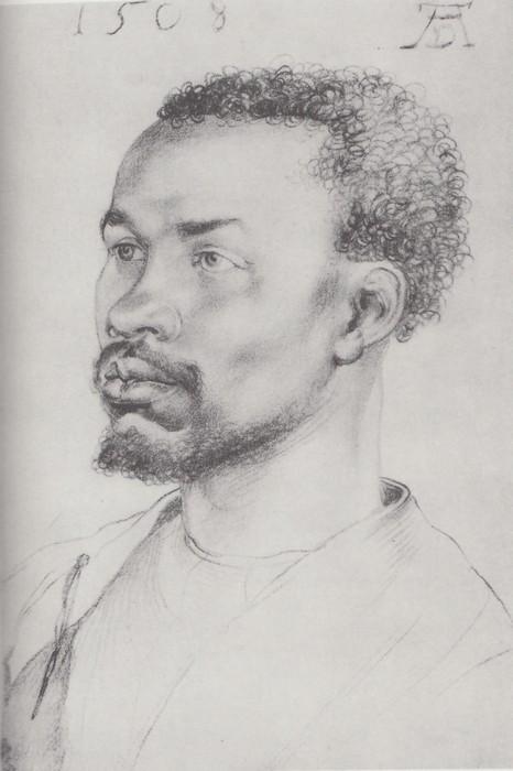 22 Head of a Negro. 1580