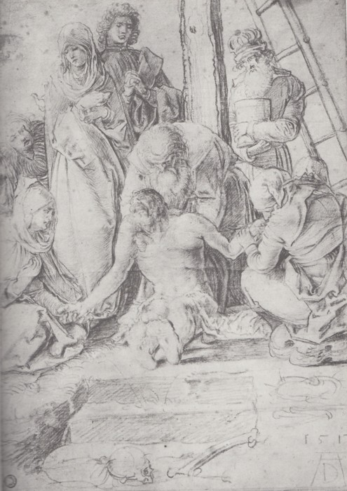 23 The Lamentation. 1513