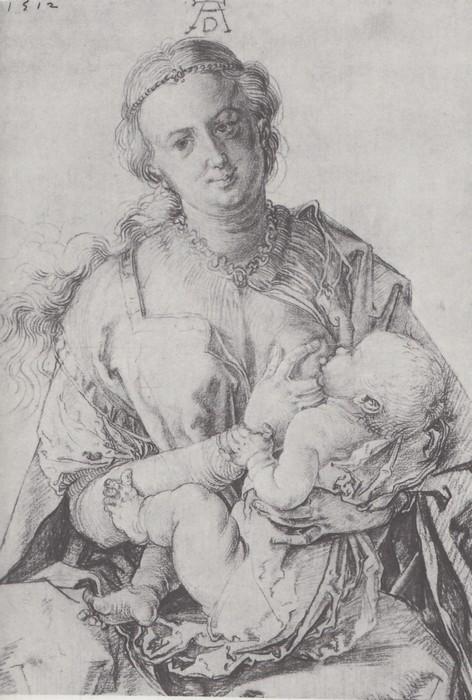 24 The Virgin nursing the Child. 1512