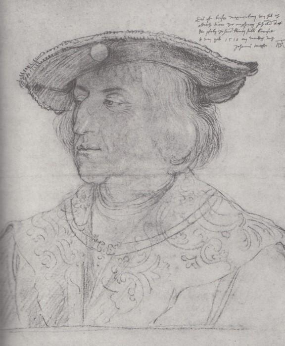 26 Emperor Maximilian I. 1518