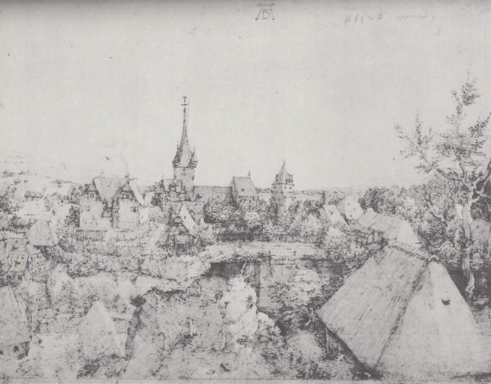 27 View of Heroldsberg. 1510