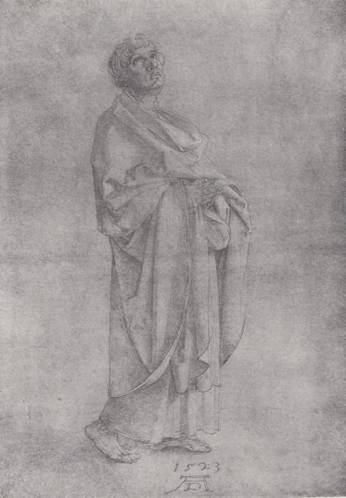 38 St. John lamenting. 1523