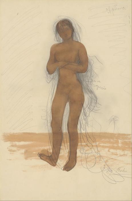 Auguste_Rodin__Sphinx