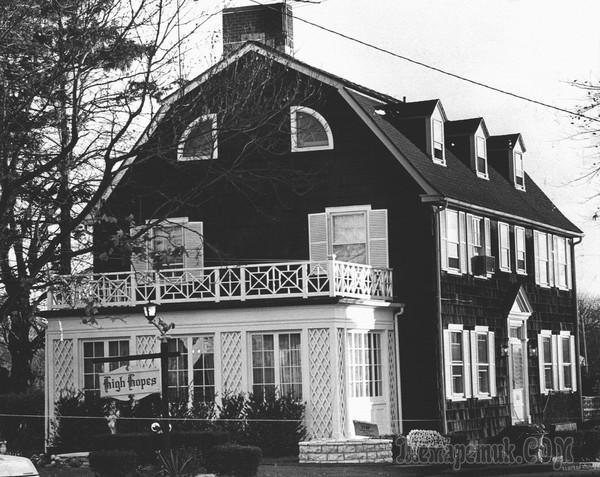 Дом в Амитвилле 1974 г.