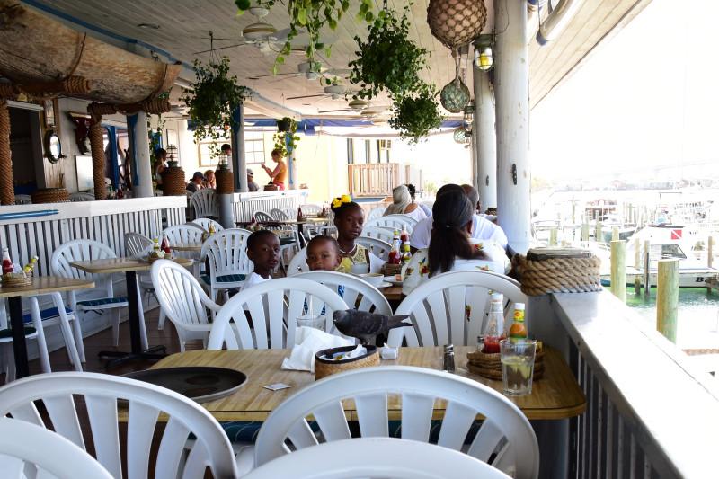 Ресторан в Нассау