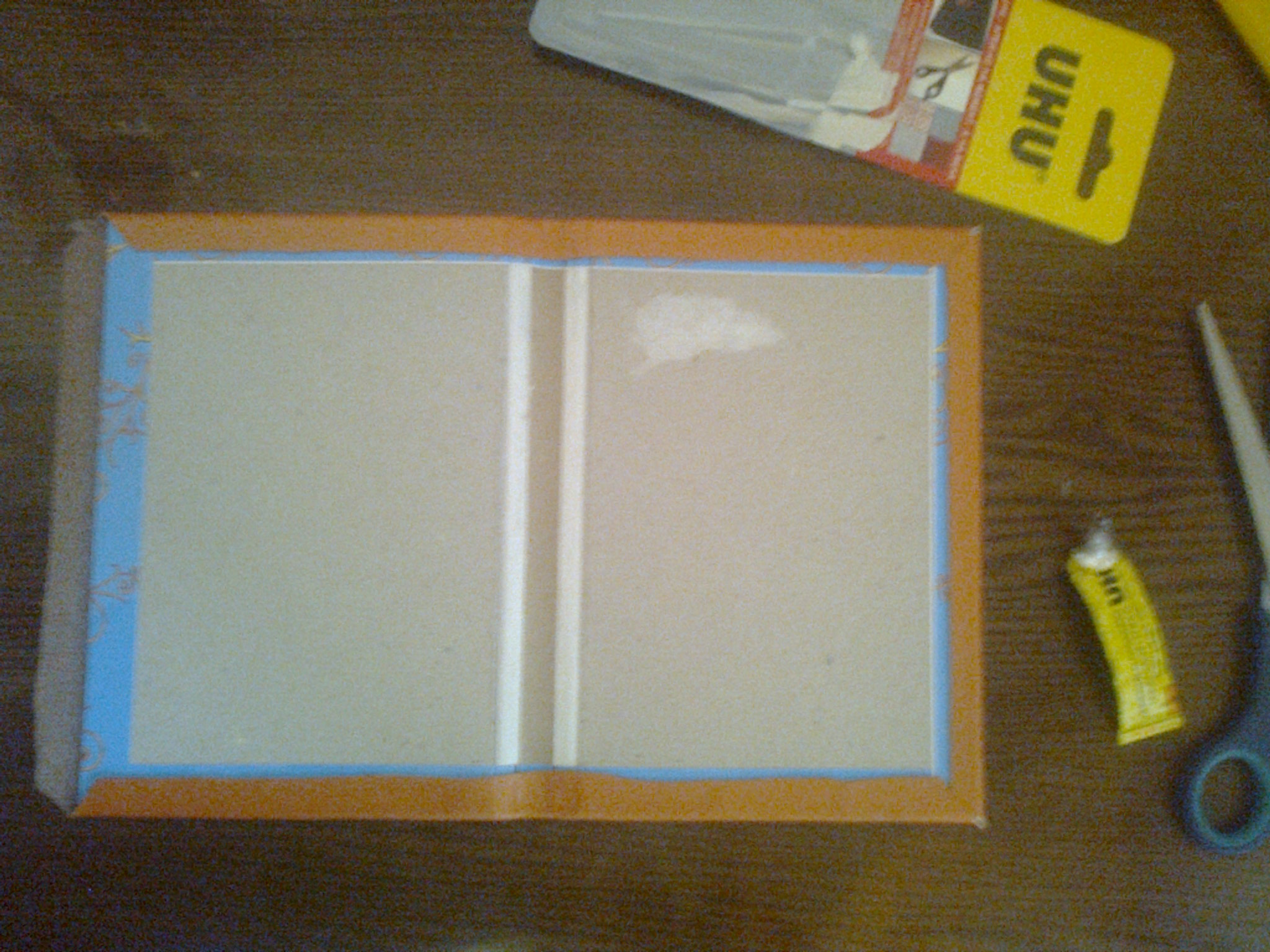 Обложка для книги своими руками из полиэтилена