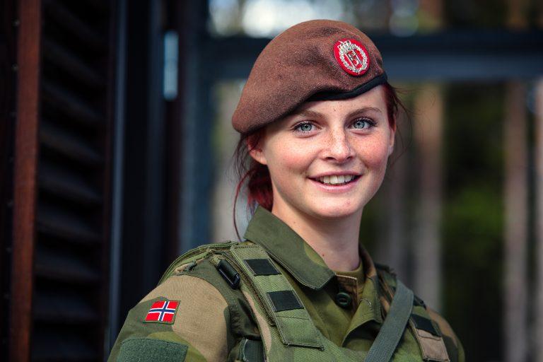 солдат норвегии