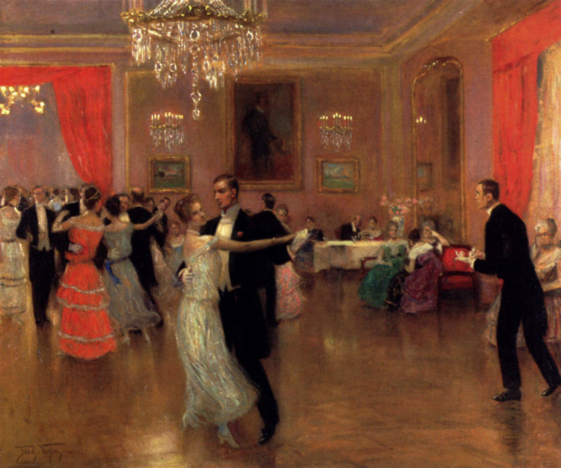Frederick_Vezin_At_the_ball