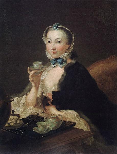 De_Fassin_Woman_drinking_coffee