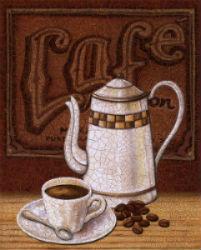 Кофейный натюрморт-1