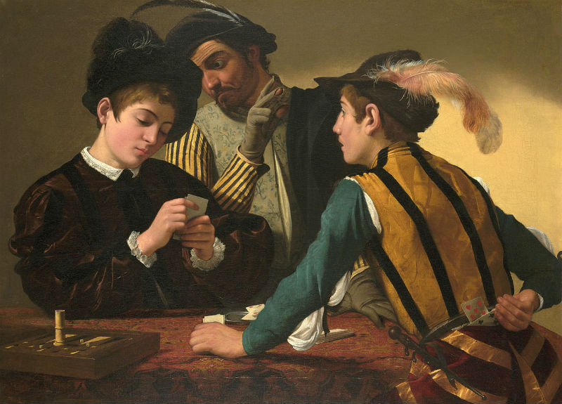 1280px-Caravaggio_(Michelangelo_Merisi)_-_The_Cardsharps_-_Google_Art_Project