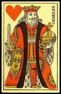 червей король 1