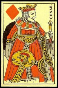 бубен король 1