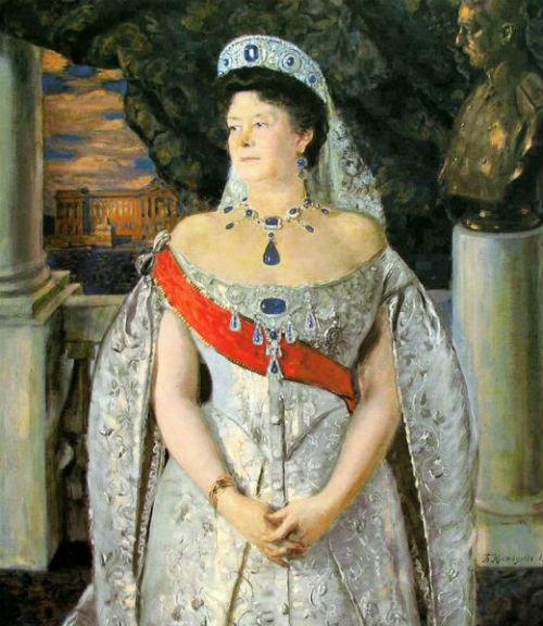 Кустодиев - Великая княгиня Мария Павловна.jpg