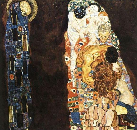 Густав Климт - Смерть и жизнь (1908-1916).jpg