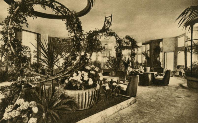 Нормандия-зимний сад-открытка 30-х годов.jpg
