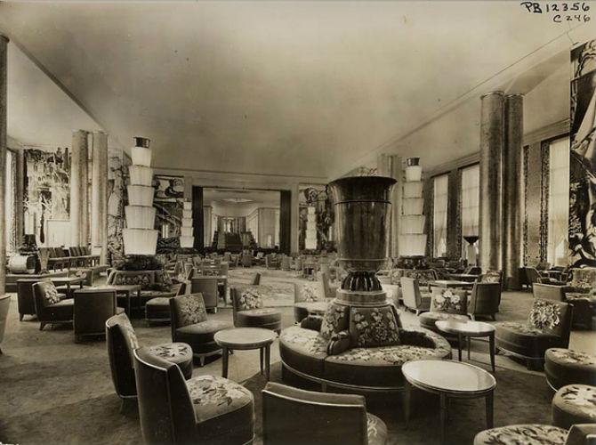 Нормандия-салон для отдыха-фотография 30-х годов.jpg