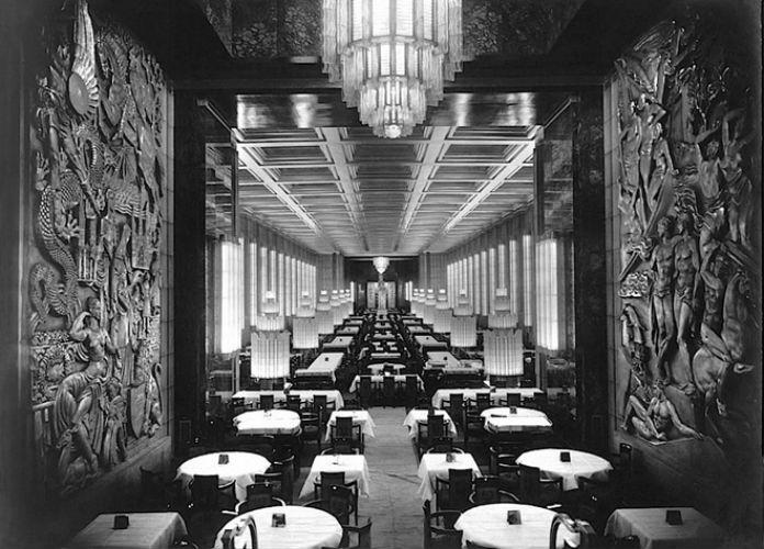 Нормандия-столовая-фотография 30-х годов.jpg
