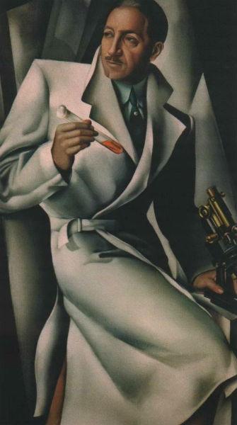 ТЛ-портрет доктора Букара 1928.jpg