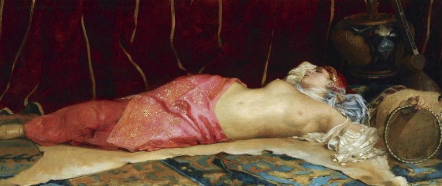 Наложница - Теодорос Раллис  (1852-1909).jpg