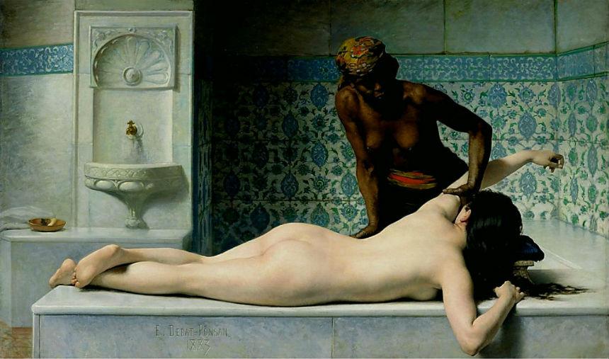 В бане - Эдуард Бернар Деба-Понсан.jpg