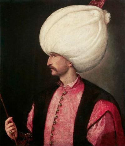 Сулейман Великолепный Тициан 1530.jpg