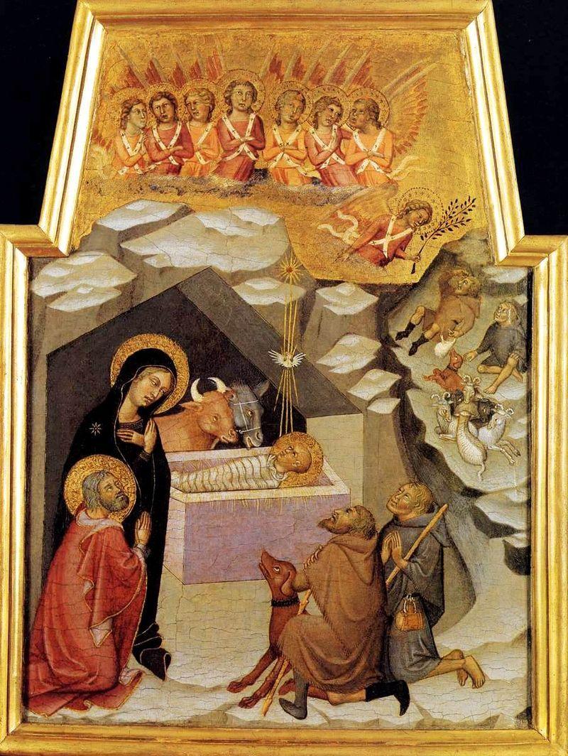 800px-Bartolo_di_Fredi._Nativity_and_Adoration_of_Shepherds1383.jpg