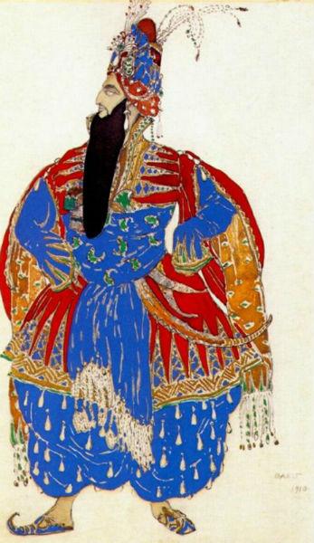 Эскиз костюма к постановке Шахерезада Шах Шахриар.jpg