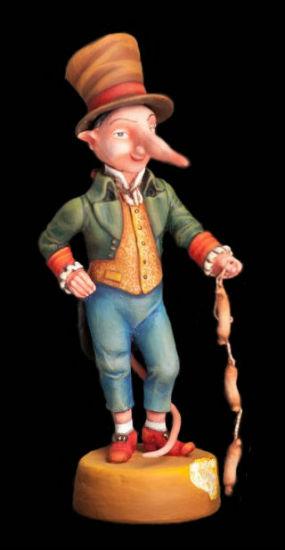 Крысёнок с сосисками оловянная миниатюра Шемякин.jpg