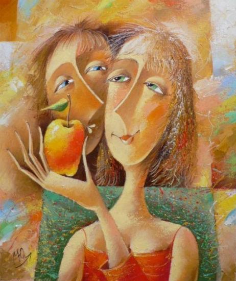 Юрий Мацик - Адам и Ева 1.jpg