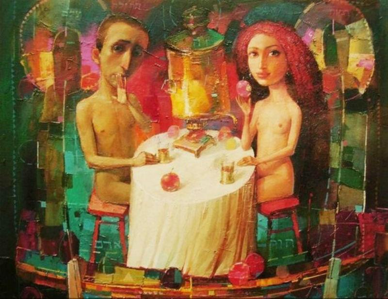 Александр Антонюк (родился 1971) - Адам и Ева.jpg