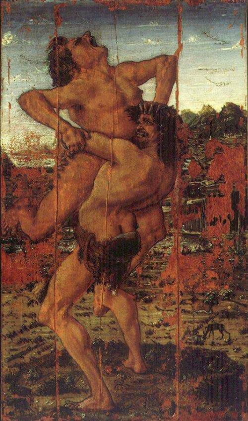 Геракл и Антей Антонио дель Полайоло.jpg