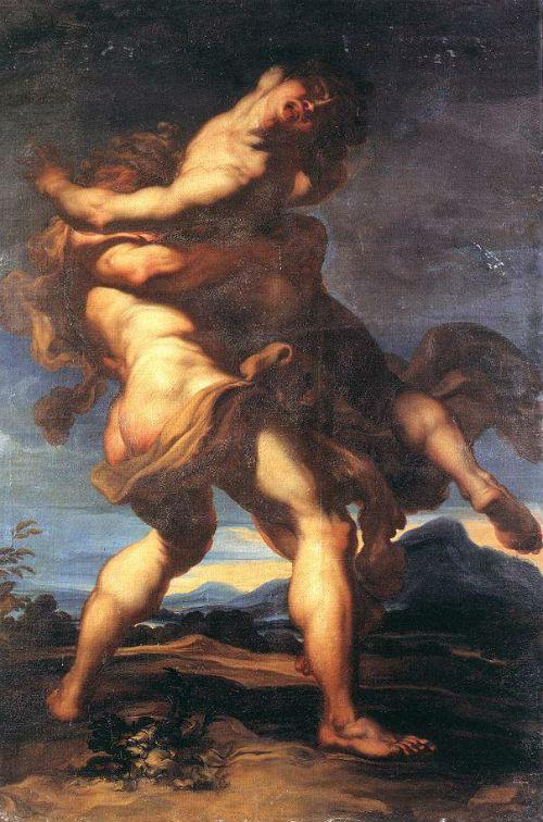 Геракл и Антей 1690 Феррари.jpg