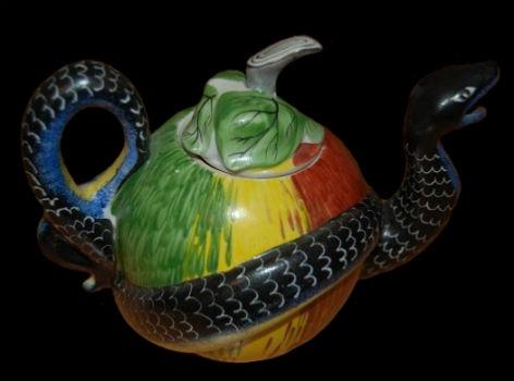 Чайник заварочный Яблоко раздора Фабрика Гарднеръ в Вербилках.jpg