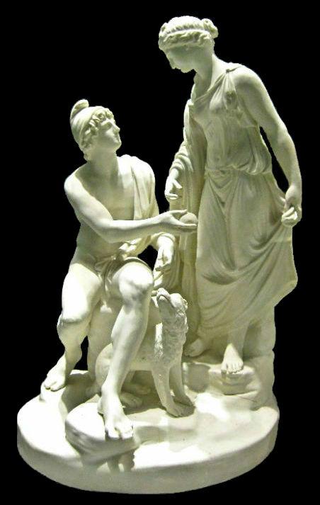 Филиппо Тальолини - Яблоко раздора - Музей Каподимонте (Неаполь) 18 век.jpg