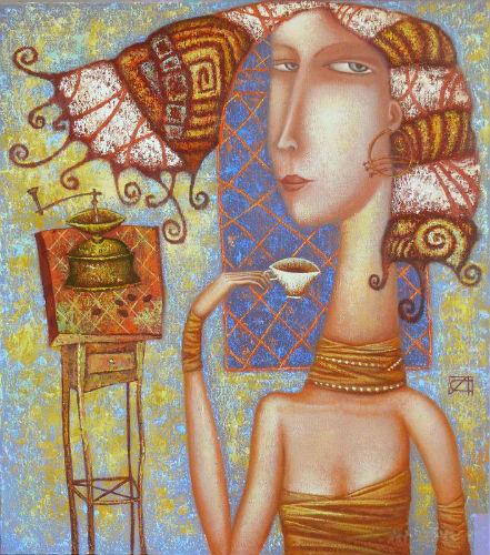 Александр Сулимов - Утренний кофе 2.jpg