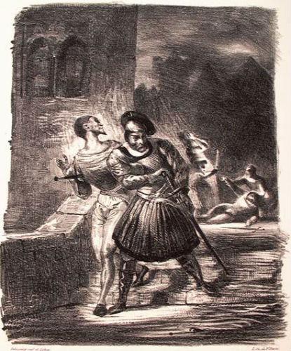 Мефистофель и Фауст убегающие после дуэли.jpg