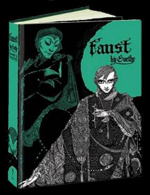 Гёте Фауст - иллюстрации Гарри Кларка.jpg