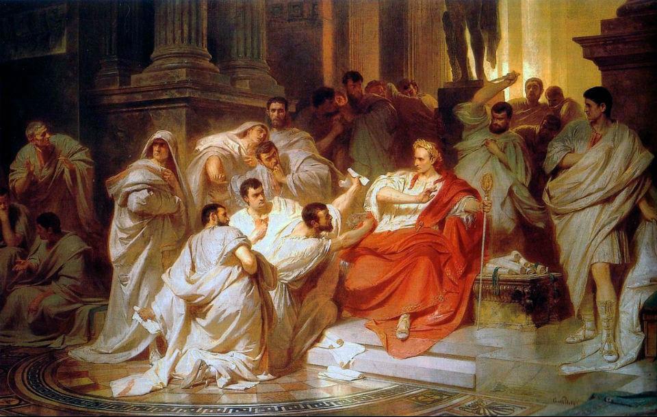 Карл Теодор - Пилоти - Убийство Цезаря.jpg