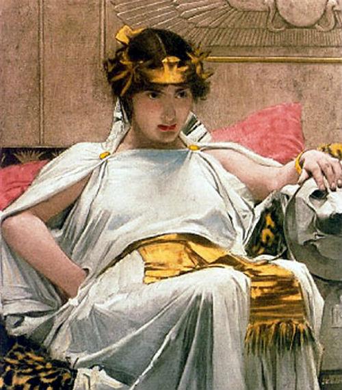 Джон Уильям Уотерхаус - Клеопатра 1.jpg