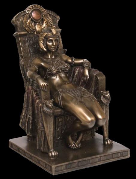 Veronese - Клеопатра на троне.jpg