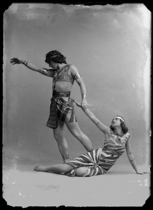 Михаил и Вера Фокины в балете Египетские ночи 1.jpg