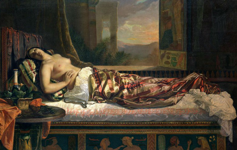 German von Bohn The Death of Cleopatra.jpg
