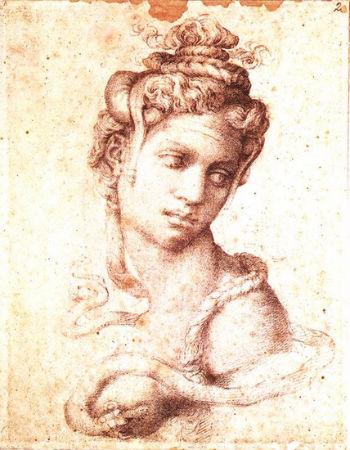 Микеланджело - Смерть Клеопатры.jpg