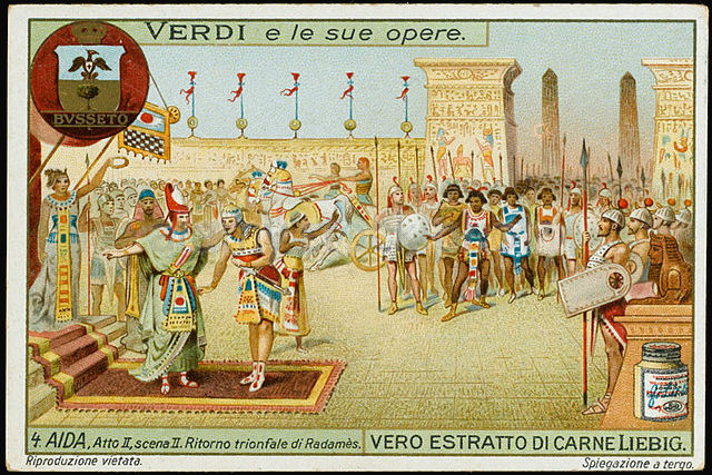 рекламная карточка - опера Аида - Верди.jpg