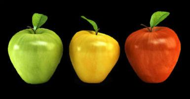 три разноцветных яблока.jpg